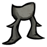 Jagged Legs Icon