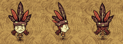Feather Hat Wigfrid
