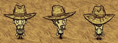 Straw Hat Warly
