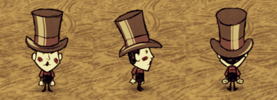 Top Hat Wes
