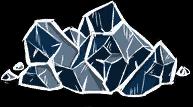 Mini glaciar mediano