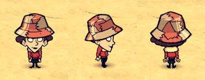 Snakeskin Hat Wheeler