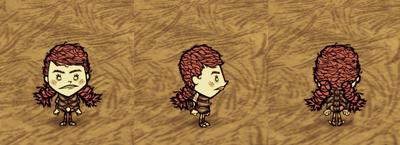 Bone Armor Wigfrid