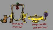 RWP 273 YotC Stamina Gym concept art 2