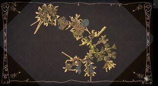 Mapa cueva DS