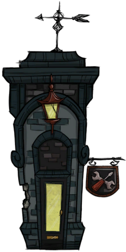 The Tinkerer's Tower