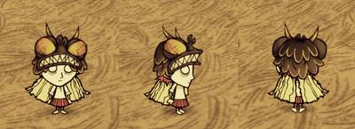 Lucky Beast Head Wendy