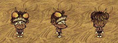 Lucky Beast Head Woodie