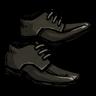 Naval Uniform Shoes Icon