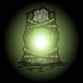 Lantern on clean