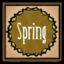 Spring Settings Icon
