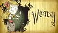 Wendy Don't Starve Steam Card Expanded