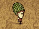 潮流西瓜帽