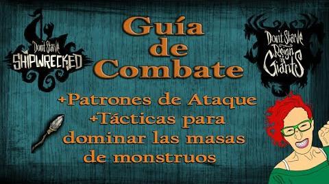 Guías de Don't Starve Combate en RoG y SW - Patrones de Ataque y Control de Masas de Monstruos