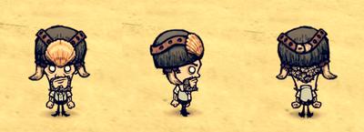 Horned Helmet Warly
