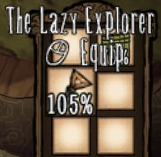 Bugged Lazy Explorer
