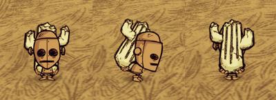 Suspicious Marble Rook WX-78