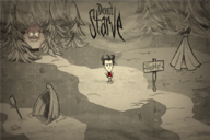 Don't Starve Old Concept Art