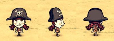Pirate Hat Wigfrid