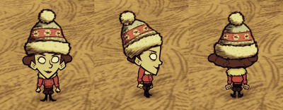 Winter Hat Wheeler