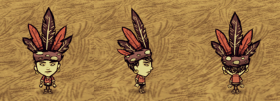 Feather Hat Walani