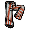 Redbird Red Jammie Pants Icon