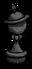 Statue Pawn Stone
