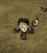 Mooncaller's Staff In-game