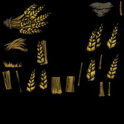 Construcción de trigo