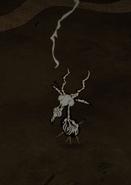 Volt Goat Skeleton
