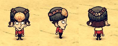 Horned Helmet Wheeler