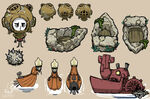 Shipwrecked Concept Art 2