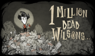 1 Million Dead Wilsons Drawing