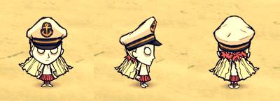Captain Hat Wendy