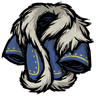 Aged Frost Robe Icon