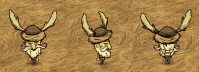 Beefalo Hat Woodlegs