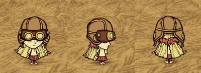 Desert Goggles Wendy