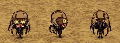 Desert Goggles Webber