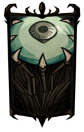 Glass Eyebrella Portrait Background