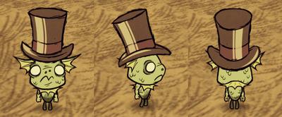 Top Hat Wurt