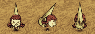 Glass Spike Medium Wigfrid