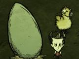 Moose/Goose Egg