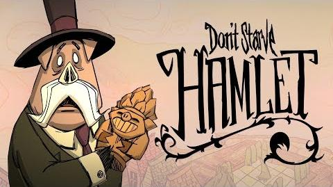 Don't Starve Hamlet Announcement Trailer