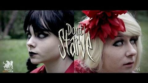 Video Cosplay - Don't Starve