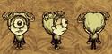 Wigfrid Deerclops Costume