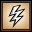 Lightning Settings Icon