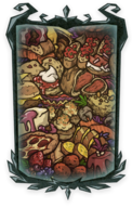 Sterling Cornucopia Portrait Background