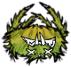 Dead Spider Warrior (Venomous)