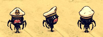 Captain Hat Webber