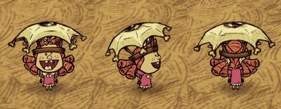 Eyebrella Wilba